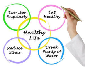 image of healthy lifestyle factors pcos know the signs