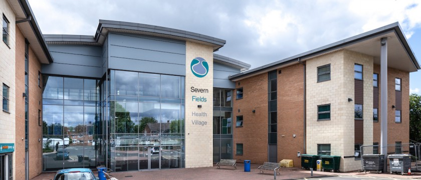 The Shropshire and Mid Wales Fertility Centre IVF clinic in Shrewsbury