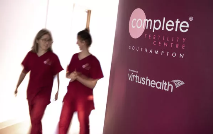 complete fertility centre ivf clinic in Southampton